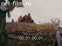 Newsreel The Russians 1993 № 4 White arrows Burin-Haan