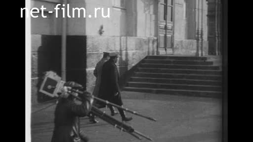 Footage October 17th. (1934)