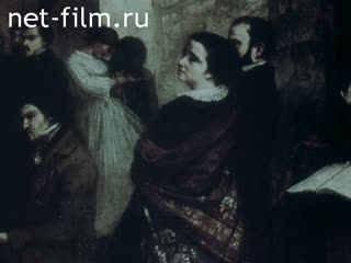 Film Gustave Courbet.. (1980)