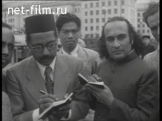 Film Masters of the Indian Art.. (1954)