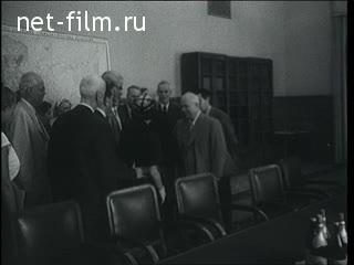 киножурнал новости дня хроника наших дней 1957 53