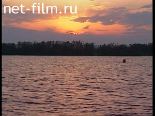 Footage Natural landscapes: water. (2003)